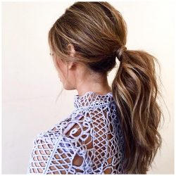 Ponytail goals hairinspo