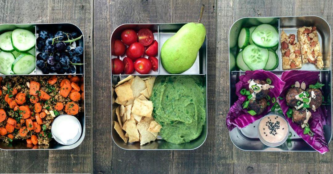 5 id es de repas rapides pour votre bo te lunch agenda c. Black Bedroom Furniture Sets. Home Design Ideas