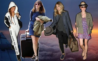 #Worktrip: 6 looks de voyage confortables et stylés