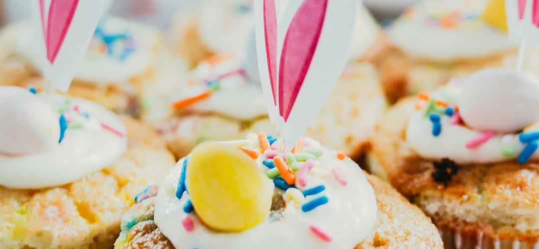 Recette: Mes cupcakes de Pâques