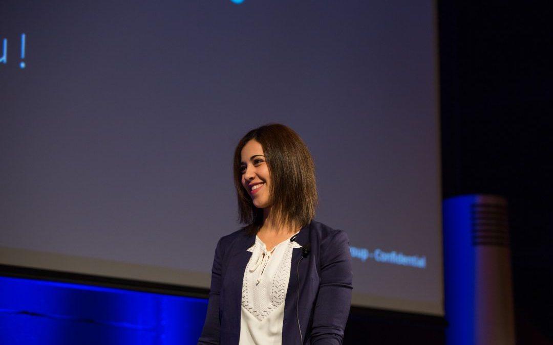 #ACGIRL: AMIRA BOUTOUCHENT