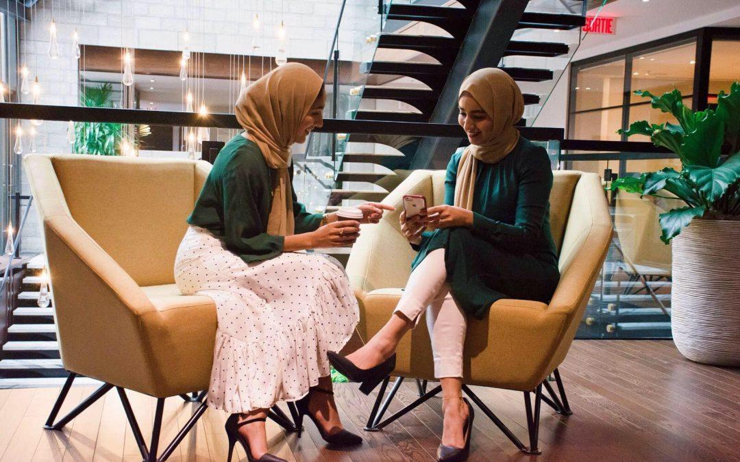 #ACGIRL: Nafeesa et Khadeeja Salar, Salar Events